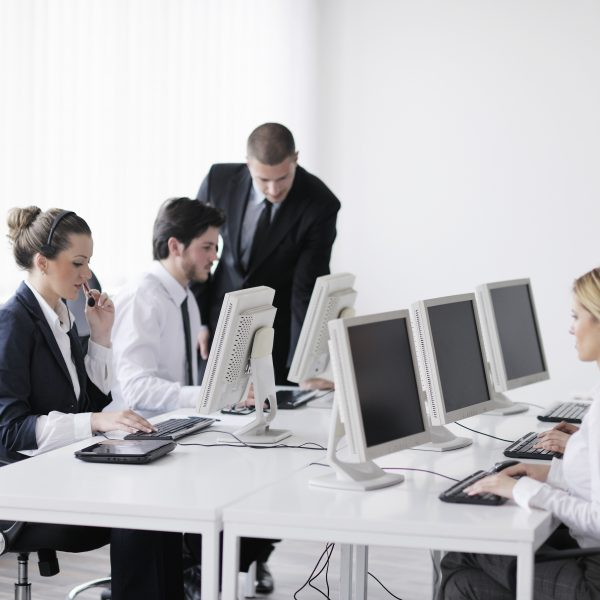 Call Center Training: Sales and Customer Service Training for Call Center  Agents - Trained Group